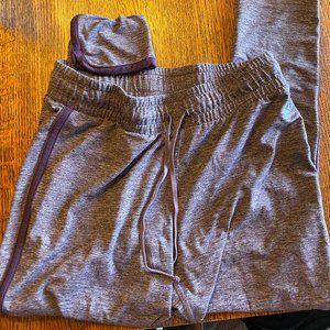 Reebok purple pants